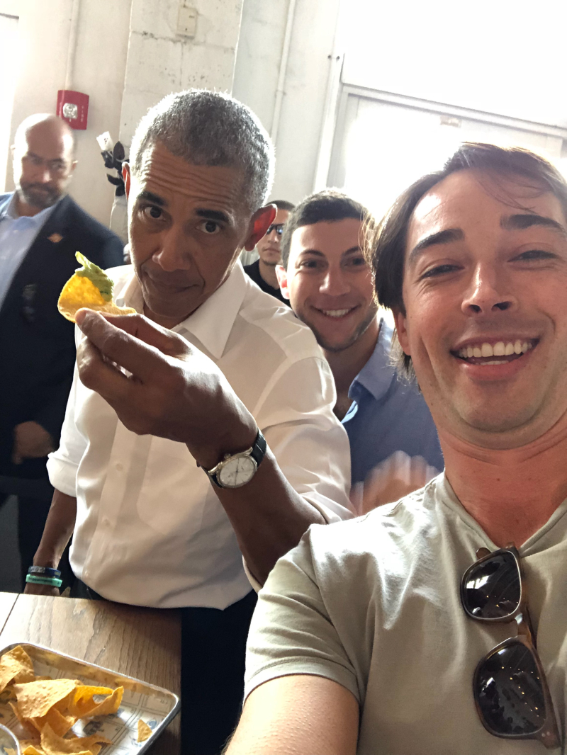 Obama coyo