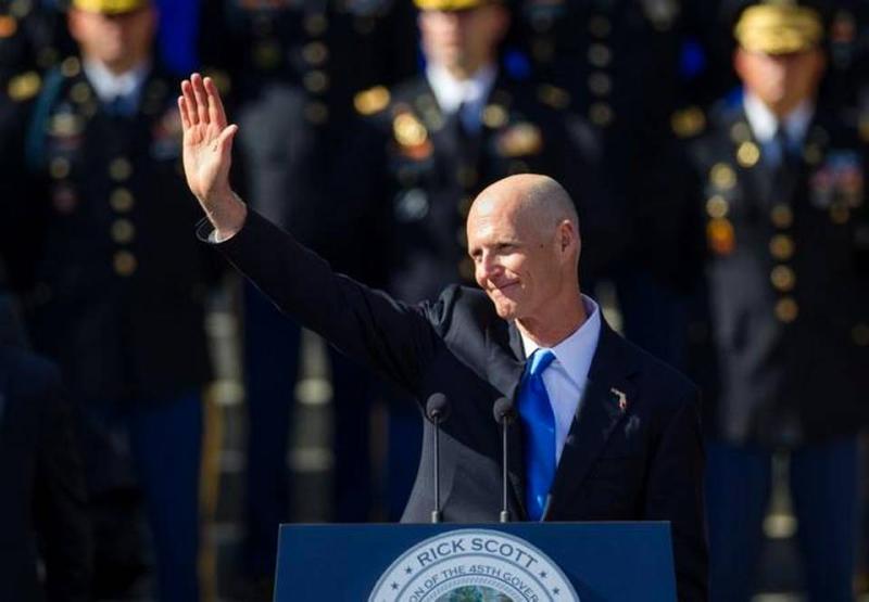 Rick Scott inauguration
