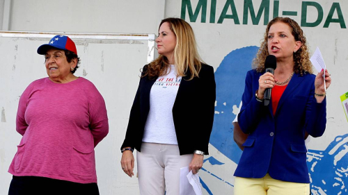 Debbie Mucarsel-Powell can't get GOP support for a Venezuela humanitarian aid plan | Naked Politics