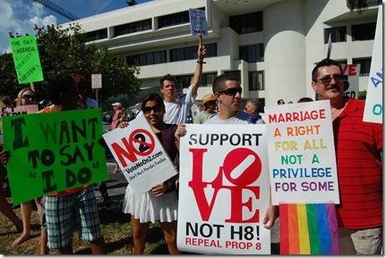 Miami Beach gay protest 007