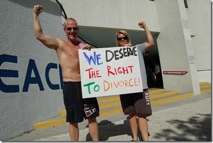 Miami Beach gay protest 034