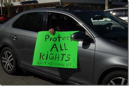 Miami Beach gay protest 042