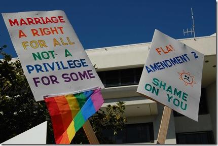 Miami Beach gay protest 065