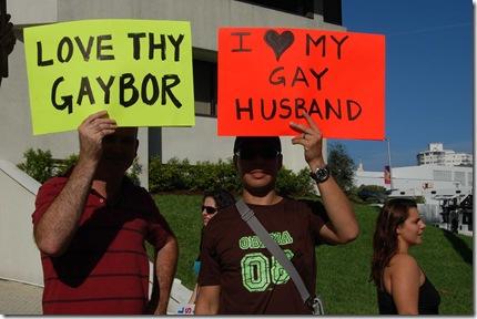Miami Beach gay protest 066