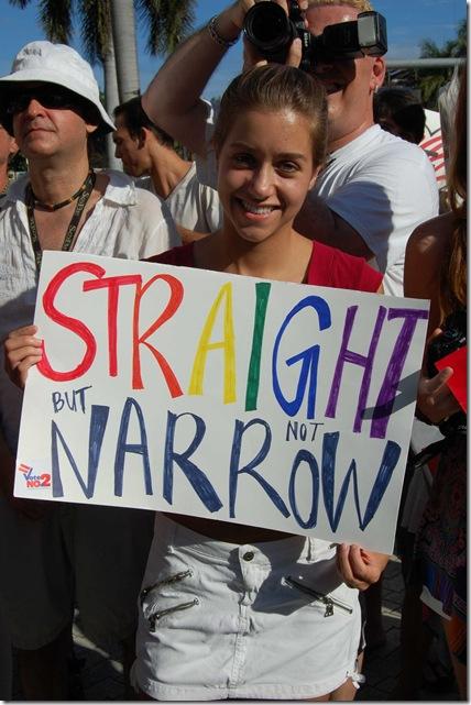 Miami Beach gay protest 068