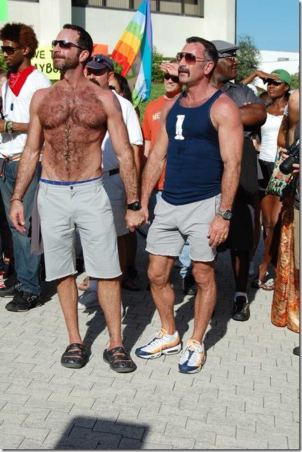 Miami Beach gay protest 069