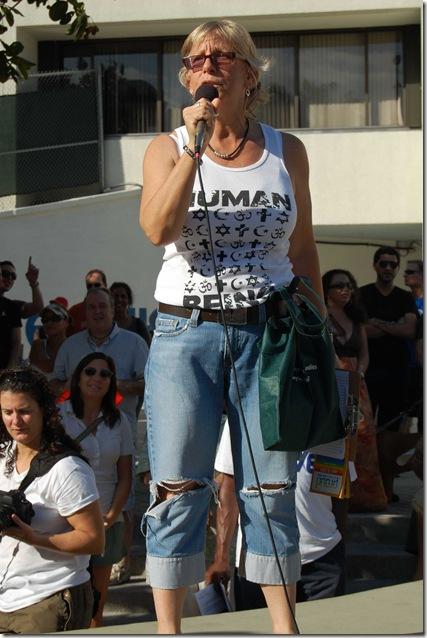 Miami Beach gay protest 071
