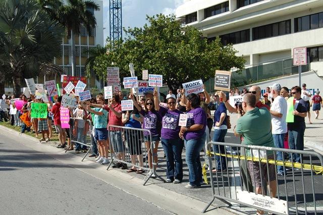 Miami%2520Beach%2520gay%2520protest%2520003 LET'S TALK ABOUT SEX :: Bel Ami :: Producers :: PornTeam.com